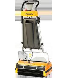 Машины для чистки эскалаторов