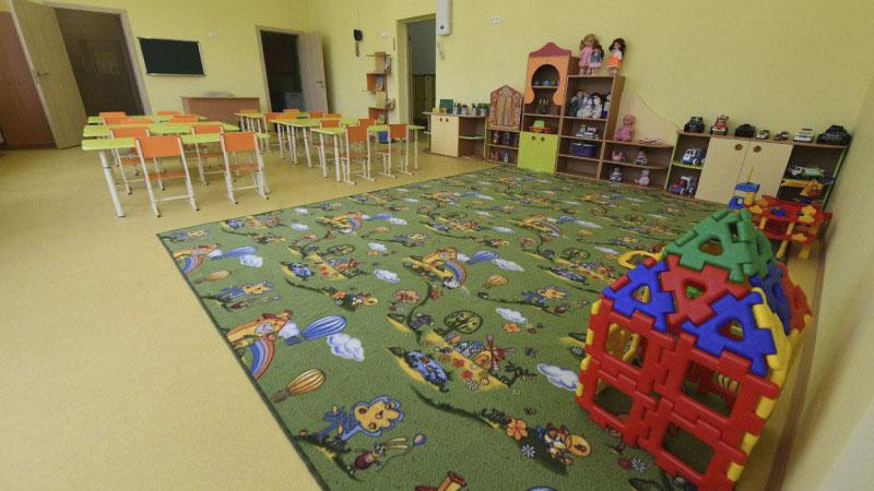 Дезинфекция детских садов